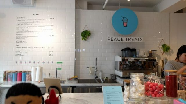 可愛いPeace Treats