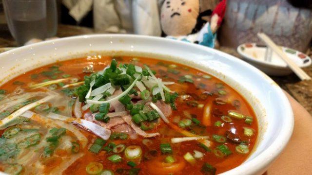 フォーで有名なPho Rua Vang Golden Turtle Restaurant