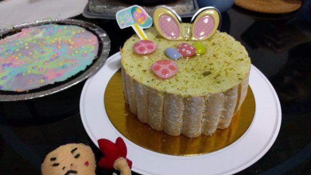 イースター的なケーキ