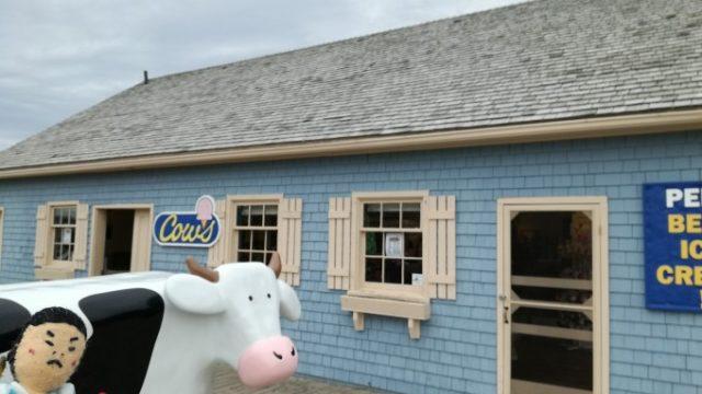 Cow'sアイスクリーム 1