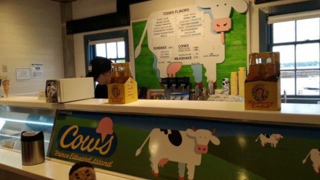 Cow'sアイスクリーム 2