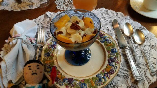 Elmwood Heritage Innの朝食