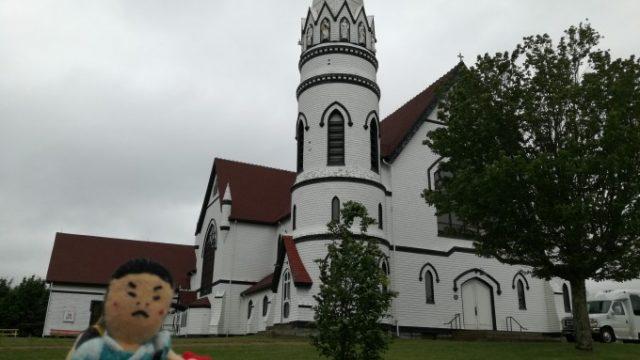 インディアンリバー教会
