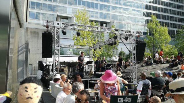 トロントのジャズフェスティバル