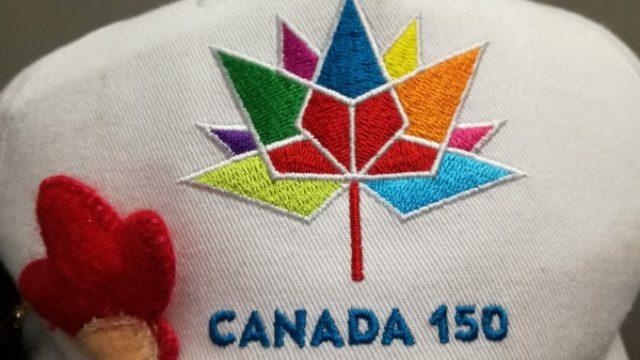 カナダ150周年