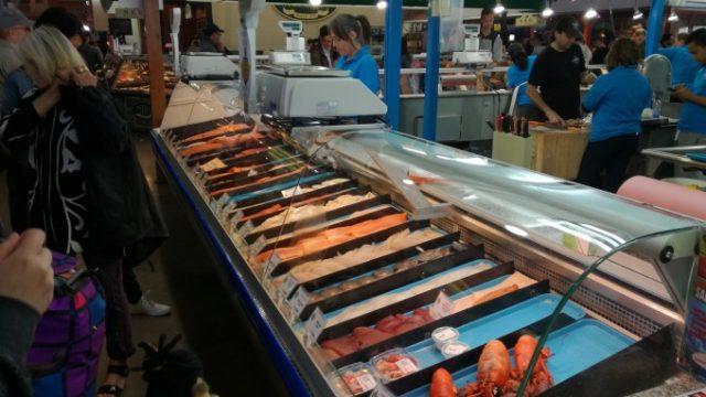 魚の専門店って珍しい