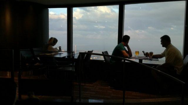 景色最高のカフェ
