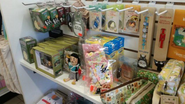 日本の雑貨もある