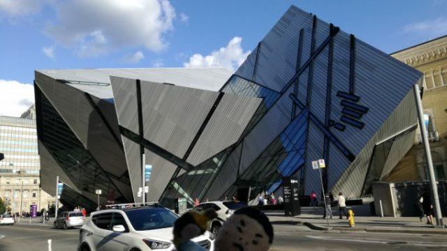 トロントのロイヤルオンタリオ博物館は北米屈指!の画像です