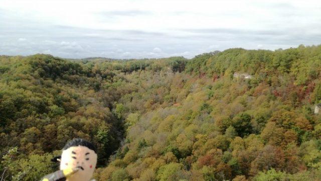 トロントから大自然を感じにダンダスピークへの画像です