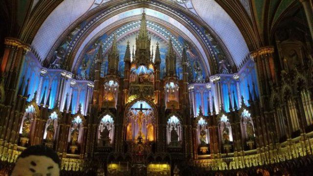 トロントから北米のパリ、モントリオールへの画像です