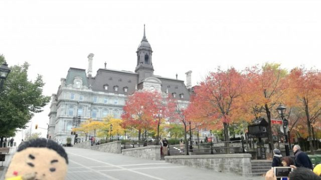 旧市街地を散策