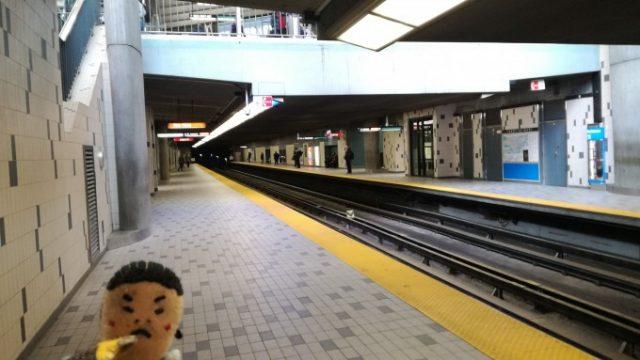 モントリオール市内は地下鉄で移動してみよう