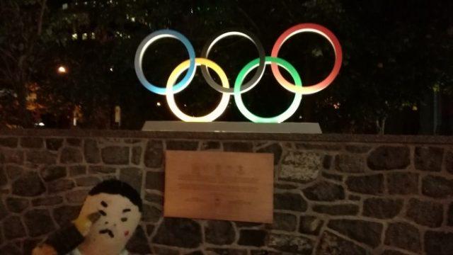 モントリオールオリンピック